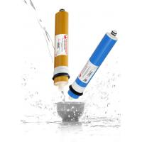 Buy cheap NSF RO Water Purifier Membrane For Removing Chlorine / Fluoride / Bacteria from wholesalers
