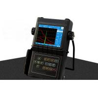 Buy cheap Display Freezing Industrial Ultrasonic Flaw Detector Non Destructive Testing with DAC Curve from wholesalers