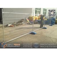 Buy cheap Tempoary Fencing Panels with Plastic Feet Same as TempFence Shop | China TempFence Exporter from wholesalers