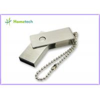 Buy cheap Logo Engraved Metal Twist USB Sticks 4G 8G 16G 32G , Gifts USB Sticks product