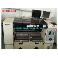 High Accuracy SMT Pick And Place Machine For Samsung Sm411 / Sm421