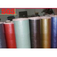 Buy cheap Waterproof Metallic Coating Laminated Non Woven Fabric Roll Multi Color Available from wholesalers