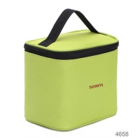 Buy cheap Aluminum Foil Food Delivery Green Insulated Cooler Bags from wholesalers