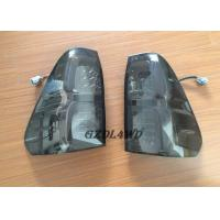 Buy cheap 4x4 LED Smoked Black Tail Lights For Toyota Hilux Revo Pickup 2015 2016 from wholesalers