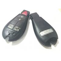 Buy cheap Plastic Material Dodge Challenger Key Fob / Dodge Remote Key Fob 433Mhz IYZ-C01C product
