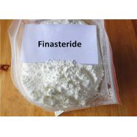 Buy cheap CAS 98319-26-7 Finasteride For Hair Loss , Natural Anti Estrogen Supplements For Men from wholesalers