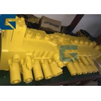 Buy cheap CAT 325C E325C Excavator Accessories 258-0284 Hydraulic Control Valve Group 2580286 from wholesalers