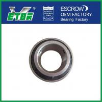 China UC213 Cast Iron Pillow Block Bearing , Precision Insert Ball Bearing OEM on sale