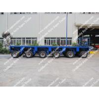 Buy cheap Heavy duty trailer, Goldhofer trailers, Platform trailer from wholesalers