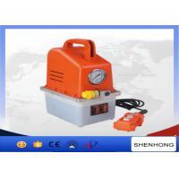 CTE-25AS 700Bar (10000PSI) Single Acting Electric Hydraulic Pump