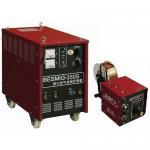 Buy cheap Transformer welder BESMIG-350S MIG welding machine & melting pole gas shielded arc welder from wholesalers