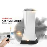 Buy cheap 2016 essential oil burner fragrance lamp low noise korean air humidifier from wholesalers