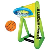 Buy cheap Inflatable Water Sports Floating Basketball Shooting Game Toy Set for kids from wholesalers