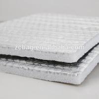 Buy cheap Reusable Eco Double Reflective Insulation Building xpe foam multi layer isolation Wrap Insulation Air Cell Silver materi from wholesalers