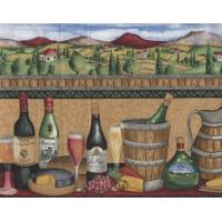 Buy cheap cotton printed fabric /  wine shop / fabric designer / cartoon fabric from wholesalers