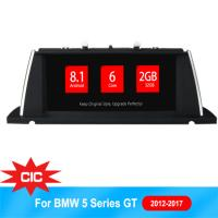Buy cheap Android 7.1 10.25 Car dvd player car GPS For BMW 5 Series GT F07 2009-2012 CIC system auto Multimedia Navigation System from wholesalers