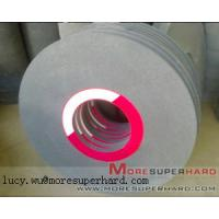 China Universal Crankshaft Grinding Wheel lucy.wu@moresuperhard.com on sale