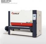 Buy cheap Two-Head 1900mm Width Wide Belt Sander, BSGR-RP19C from wholesalers