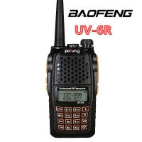 Buy cheap Handheld Transceiver two Way Radio Baofeng UV-6R Interphone duan band handheld transceiver from wholesalers