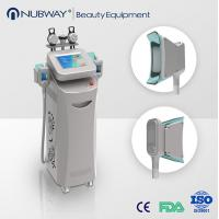 Buy cheap Christmas Promoting rf cavitation cryolipolysis antifreeze slimming fat freeze machine from wholesalers