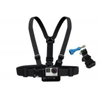 Buy cheap Action Camera Chest Mount Belt Strap Harness Mounts + J - Hook + Screw for Gopro Hero 4 from wholesalers