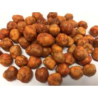 Buy cheap Hot Sriracha Corn Strach Coated Roasted Chickpeas Snack With Halal Certifaicte from wholesalers