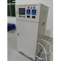 Buy cheap PLC Control Hypochlorous Acid Generator , 800L/H Commercial Ionizer Machines from wholesalers