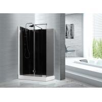 Custom Professional Rectangular Shower Cabins , Shower Bath Cubicle