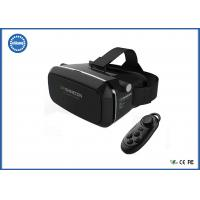 Buy cheap 42 mm Lens Wireless Bluetooth Video Glasses FOV 100 Degree Remote Controller from wholesalers