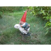 Buy cheap 2011 new hot polyresin garden gnome statue from wholesalers