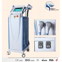 Buy cheap Multi - function Vertical Skin Rejuvenation Hair Removal Machine IPL RF For Female from wholesalers
