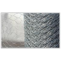Buy cheap Customized High Tensile Strength hexagonal wire netting , Chicken Wire Mesh from wholesalers