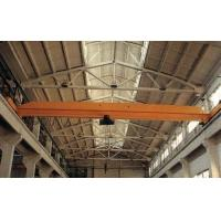 Buy cheap 1 - 10t, 7.5 - 22.5m Span, 6 - 30m Single Grider Electric Overhead Crane LDA Type from wholesalers