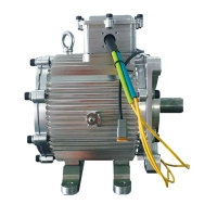Buy cheap Directly Driving  AC 55KW 2500RPM 210.1Nm Magnetic Reluctance Motor from wholesalers