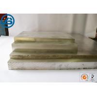 High Purity Magnesium Alloy Plate AZ31B AZ61 AZ80 AZ91D Mg Magnesium Plate Stock