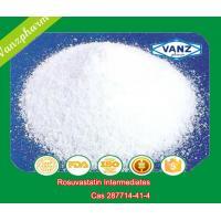 HPLC 99 Rosuvastatin Intermediates Cas 287714-41-4 Pharmaceutical Intermediates