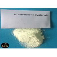 Buy cheap 1- Testosterone Cypionate Legal Anabolic Steroids CAS 58-20-8 White Powder For Bodybuilding from wholesalers