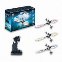 China Mini Alien Remote Control UFO with Light, Available in Red/Blue/Yellow, Withstand Crashes on sale