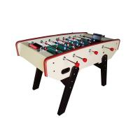 Buy cheap 5FT Senior Football Table Wood Game Table With Metal Player Telescopic Rods product