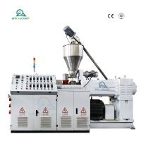 Buy cheap SJZ-80/156 Conical Twin Screw Extruder| Plastic Extruder Machine| Twin Screw Extruder from wholesalers
