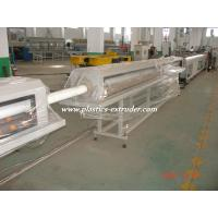 Buy cheap High Speed PPR Pipe Extrusion Machine Plastic Extruding Machine from wholesalers