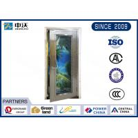 Buy cheap Custom Made Metal Entry Doors , Commercial 1.5 Hour Fireproof Metal Doors from wholesalers