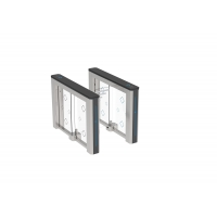 Buy cheap Speed Gate And Automatic Access Control Swing Barrier Gate For Commercial Building product