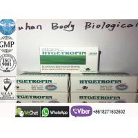 Buy cheap 191AA Human Growth Hormone Peptide Jintropin/Hygetropin/Kigtropin HGH for Bodybuilding from wholesalers