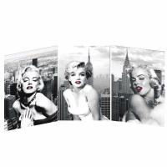 Buy cheap Marilyn Monroe Picture 3D Lenticular Flip / 3D Lenticular Photo Opp Bag Packing from wholesalers