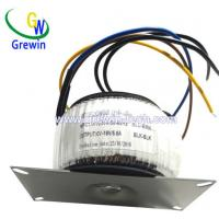 Buy cheap Small Leakage Magnetic Toroidal Power Transformer with IEC,color:black from wholesalers