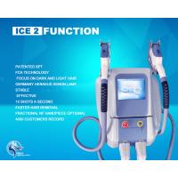Buy cheap Wrinkles IPL Hair Removal Beauty Therapy Spa Machine / Equipment with Power 3000W from wholesalers