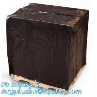 Buy cheap HDPE LDPE PVC, tarpaulin for waterproof pallet cover, PVC covering material, SHEETING, FILMING, TUBING, COVERING, LIDING from wholesalers