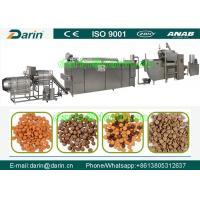 Professional and affordablepet food processing line / dog food making machine
