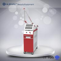Buy cheap 2017 nd yag laser machine with 532nm 1064nm 755nm for tattoo removal,with CE certification.Sliver white grey red optiona product